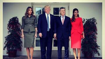 Jose Valenzuela -  El Vestido de Melania Trump atrajo las miradas