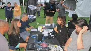 Photos: Events - March of Dimes Live Broadcast with Loraine!