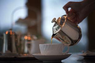 Woman Sues over Hot Tea