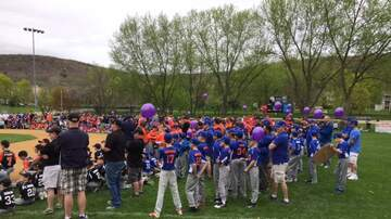 Scott - PHOTOS: Union-Endicott Little League Opening Day