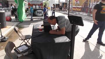 Photos - WMMS at Cavs Fan Fest Monday May 1st