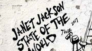 Nikki French - JANET JACKSON STATE OF THE WORLD TOUR!!