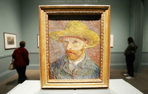 Van Gogh's Drawings Go On Display At The Metropolitan Museum Of Art