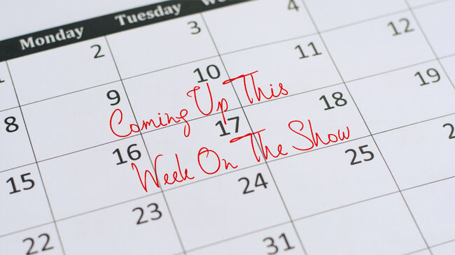 Majic Morning Show Coming Up On The Show Calendar