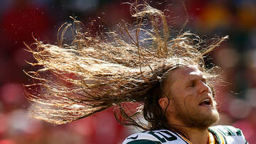Chase Matthews - Ouch! NFL Star Clay Matthews Hit In Face During Charity Softball Game
