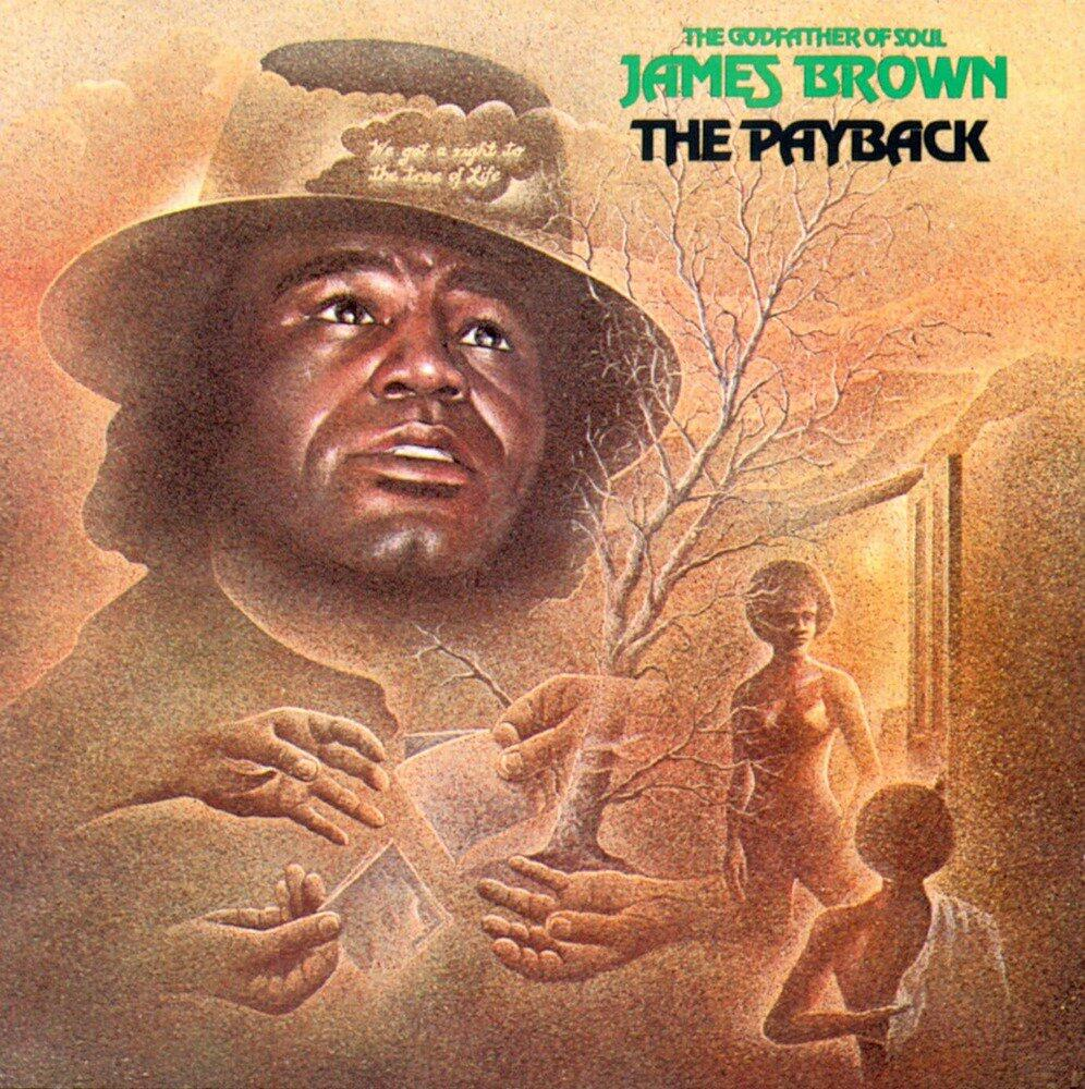 James Brown's Early 70s Chart Domination! | 93 3 The Bus