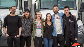 ALT 1063 - Check This Out - PHOTOS: Bastille Meet-and-Greet