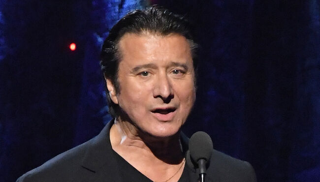 Steve Perry at the 32nd Annual Rock & Roll Hall Of Fame Induction Ceremony