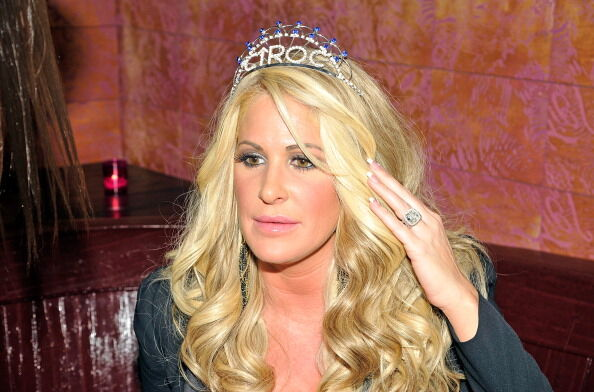 Kim Zolciak Hosts - CIROC The New Year 2012