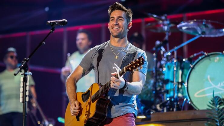 Jake Owen Celebrates Pride Month With Country Cover On Cher's 'Believe' | iHeartRadio