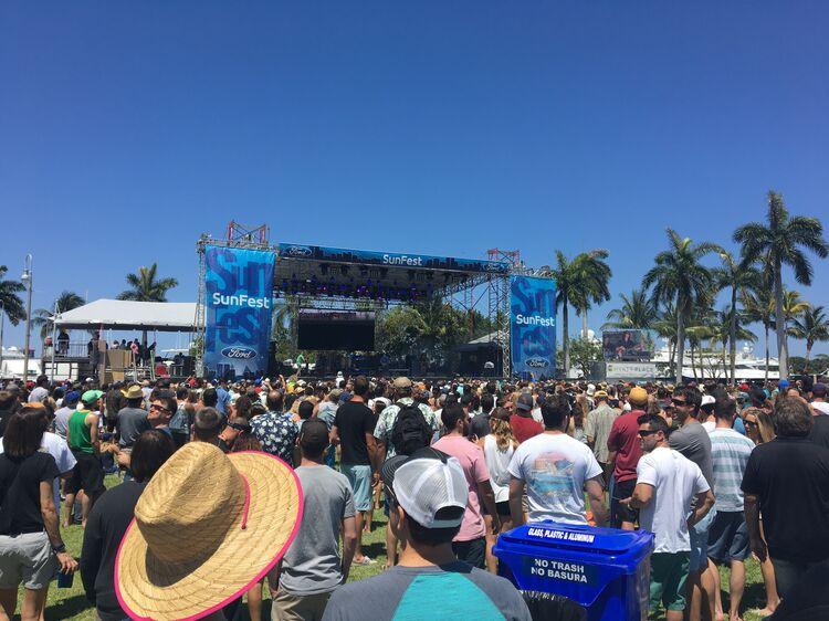 SunFest 2017 Day 4
