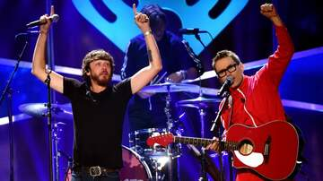 iHeartCountry Festival - Bobby Bones Invites Chris Janson On Stage For Surprise Collab During iHeartCountry Fest