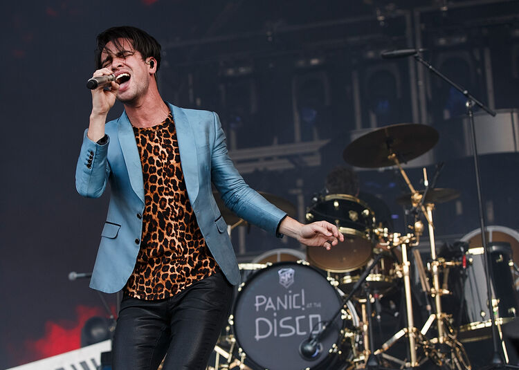 Weezer And Panic! At The Disco Perform At Deer Lake Park