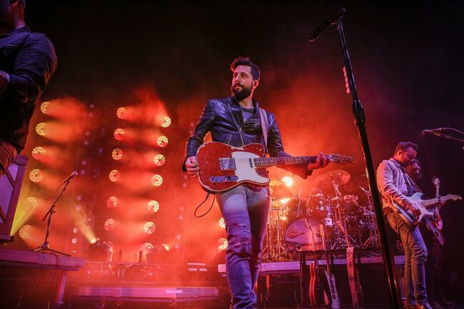 5.5.17 - Old Dominion with guest Bailey Hefley at The Metroplex