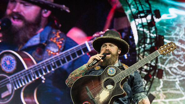 Zac Brown Band Perform At Country To Country