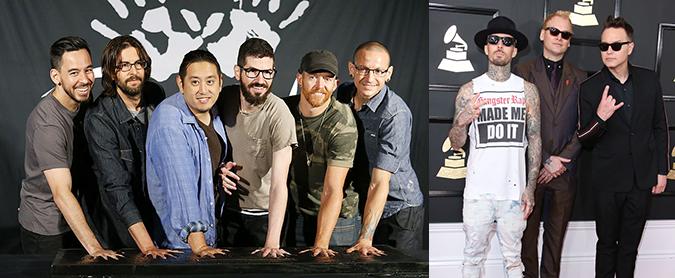 Linkin park dating