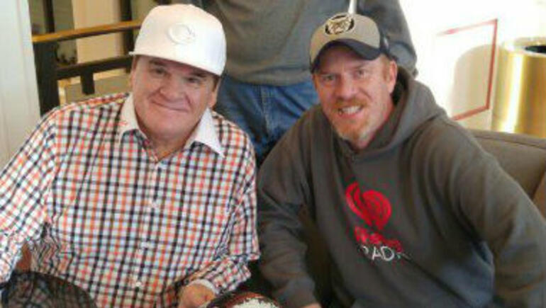 Pete Rose Is a Big Money, Degenerate Gambler, Wife Claims