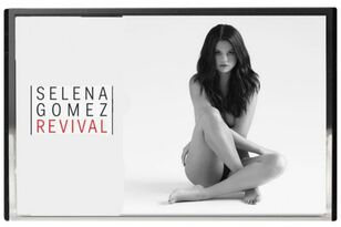 Welcome To Your Tape: Selena Gomez Announces 'Revival' Re-Release On Cassette