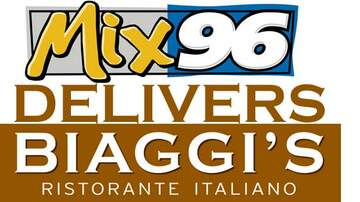 What's New At Mix 96 - Win Lunch For Your Office From Biaggi's