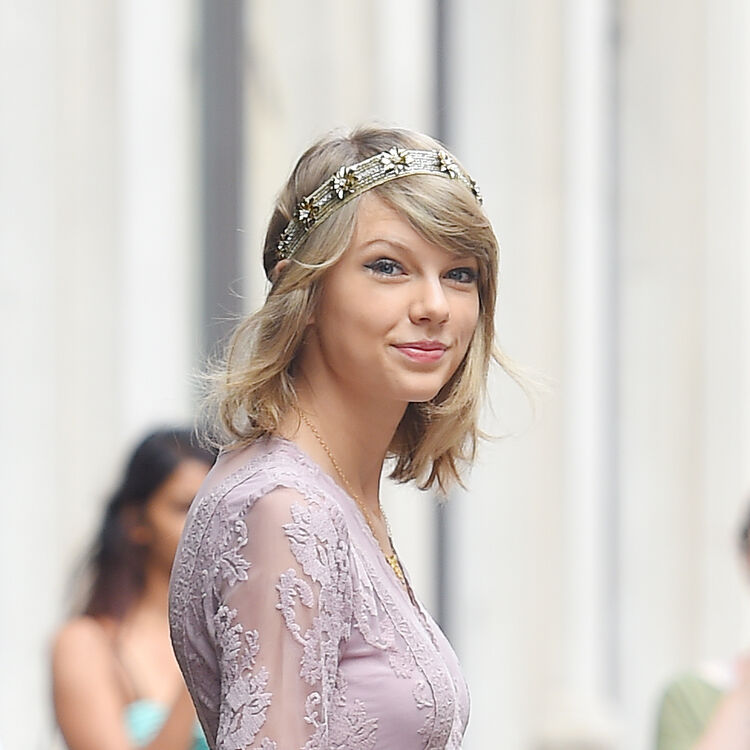 BuzzFoto Celebrity Sightings In New York - July 13, 2015