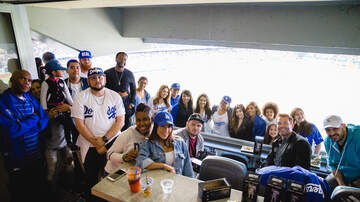 Big Boy's Neighborhood - Dodgers Game with Big Boy's Neighborhood + Real 92.3