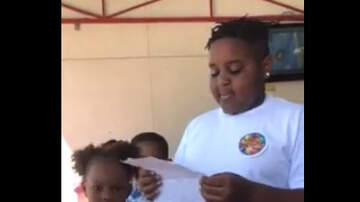 #TRENDING - WATCH: 10-year-old Asks Stepdad to be his dad with Adorable Adoption Proposal