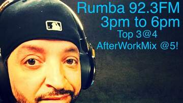image for Afterwork Mix at 5PM!