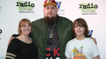 Birthday Show - Rag'n'Bone Man Meet + Greet Photos at the 10th Birthday Show