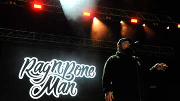 Photos: 10th Birthday Show - Rag'n'Bone Man live from Radio 1045 10th Birthday Show