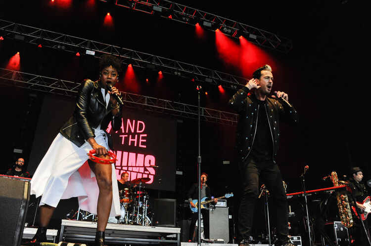 Fitz and the Tantrums Live at the 10th Birthday Show