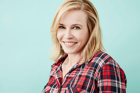 Chelsea Handler of 'Chelsea Does' poses for a portrait at the 2016 Sundance Film Festival Getty Images Portrait Studio Hosted By Eddie Bauer At Village At The Lift on January 22, 2016 in Park City, Utah