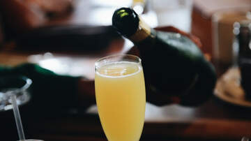 Amanda Flores - Mom can build her own mimosa for Mother's Day