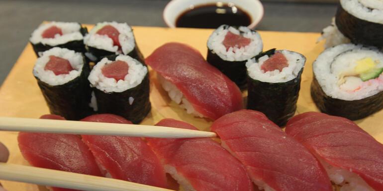 Why I Don't Eat Sushi
