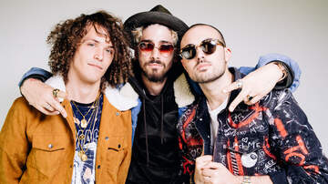 iHeartRadio Daytime Village - INTERVIEW: Cheat Codes' Guide To Surviving Festival Season