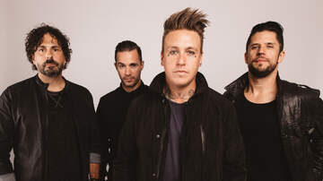 Photos That Rock - iHeartRadio Album Release Party with Papa Roach