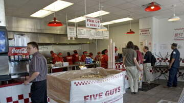 Mark Manuel - Five Guys Burgers And Fries In The Quad Cities! It's About Time!!