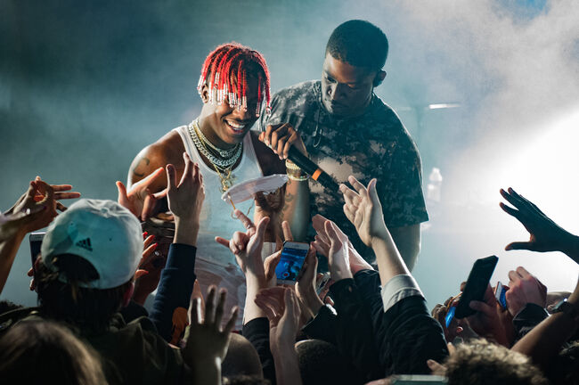 Lil Yachty  Performs At La Maroquinerie In Paris