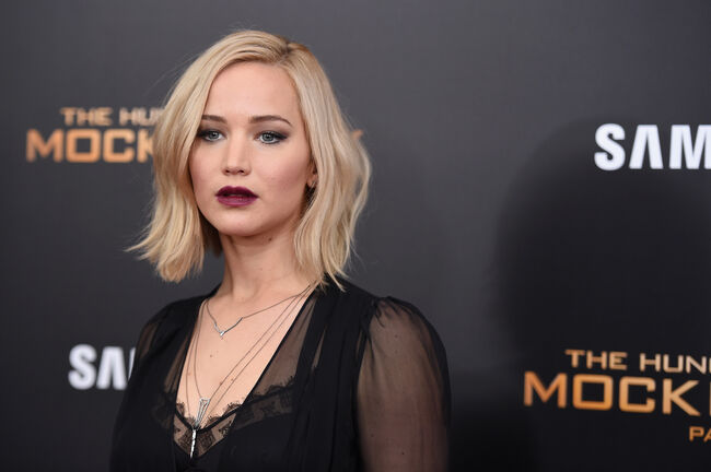 """""""The Hunger Games: Mockingjay- Part 2"""" New York Premiere"""