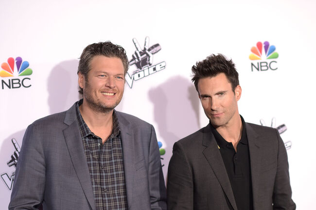 "NBC's ""The Voice"" Season 7 Red Carpet Event"