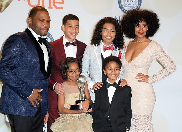US-ENTERTAINMENT-NAACP IMAGE AWARDS-PRESS ROOM