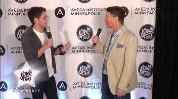 KDWB Star Party 2017 - WATCH: Dave And Niall Horan Talk Golf, MOA Hermit Crabs And Getting Hit By iPhones!