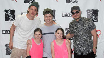 image for #JustShowUpShow | Lukas Graham + More