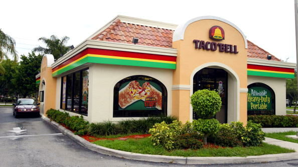 Taco Bell Where Jose Padilla Worked