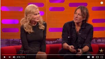 Todd Berry - MUST SEE: Keith Urban recalls that time when he was asked to sign an unusual body part