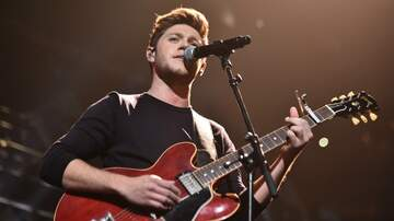 Entertainment News - Niall Horan To Release Live 'Flicker' Album On December 7