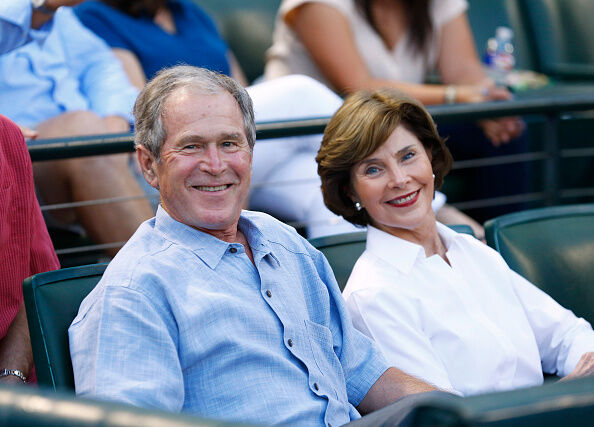 Fantastic photos of former Pres. Bush