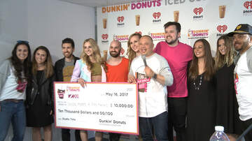 Dunkin' Donuts Iced Coffee Lounge - Watch the Cold Brew Jams Competition