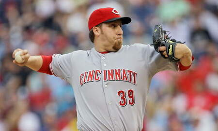 Lance McAlister - This date 2008: Reds, Dusty, Harang, 18 innings