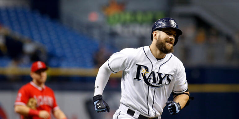 Souza Has Message For Rays Fans Upon Departure