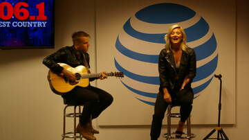 Photos: Lounge - Fiona Culley in the FM106.1 AT&T Access Granted Lounge - 5/25/17